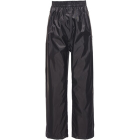 Regatta Pack-It Overtrousers Kinder black